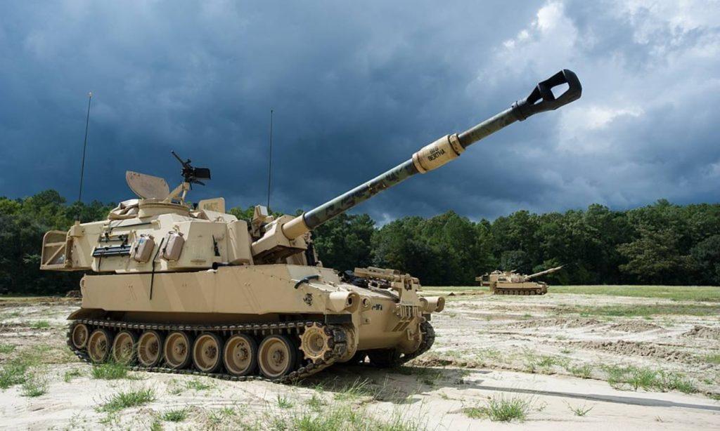 米陸軍が自走砲で巡航ミサイルを撃ち落とすことに成功、対中国に対する切り札になるか?