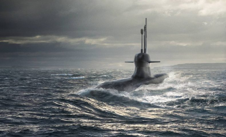 潜水艦 アタック 級